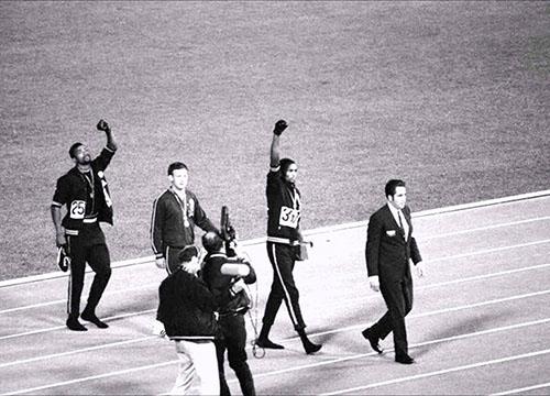 1968_Meksika_olimpiyat_oyunlari_protestosu