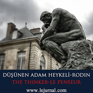 dusunen_adam_heykeli