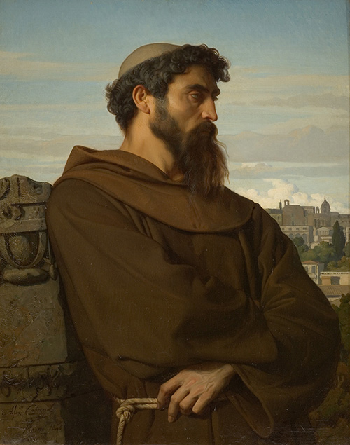 the_roman_monk