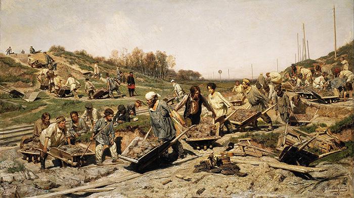 repairing_railwakonstantin_savitsky